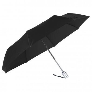 Original Samsonite® Automatik-Taschenschirm Rain Pro Schwarz