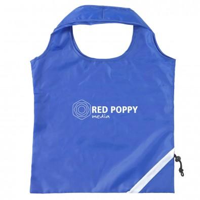 Faltbare Einkaufstasche Idea Blau