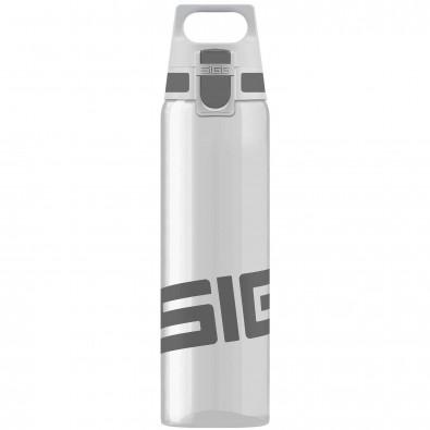 SIGG Tritan-Trinkflasche 0,75L Total Clear Anthrazit