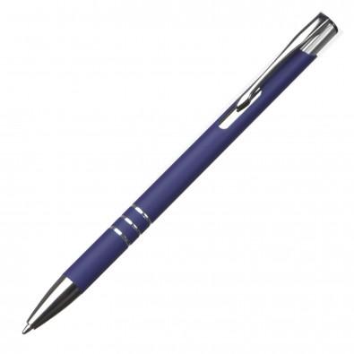 Metall-Kugelschreiber New Jersey, Blau