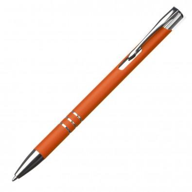 Metall-Kugelschreiber New Jersey Orange