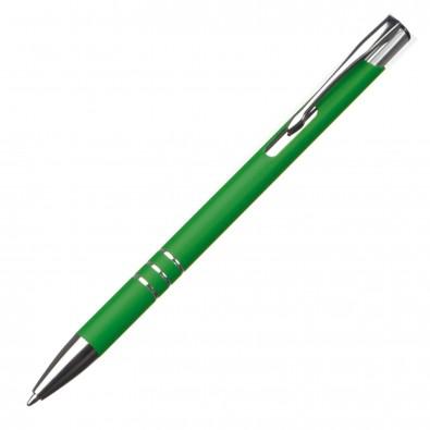 Metall-Kugelschreiber New Jersey, Grün
