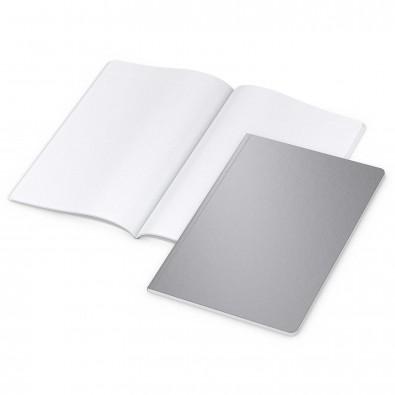 Copy-Book DIN A4, Matt Silber