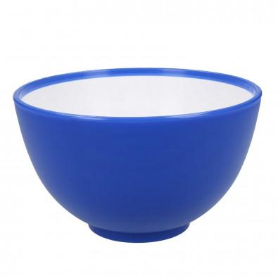Müslischale 2 Colour matt, standard-blau PP