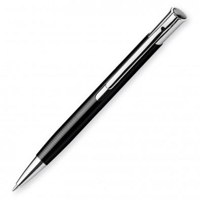 Metall-Kugelschreiber Madeira Schwarz