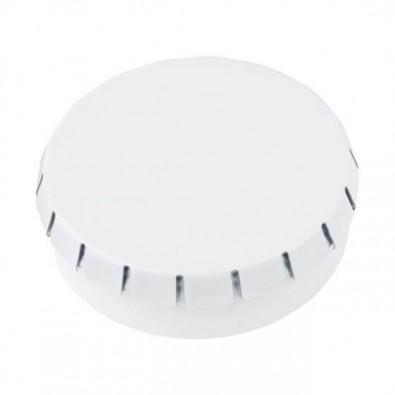 Mini-Click-Dose VIVIL rund, Weiß