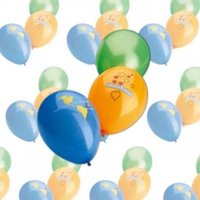 Werbe-Set 1000 Teile Luftballons bedruckt