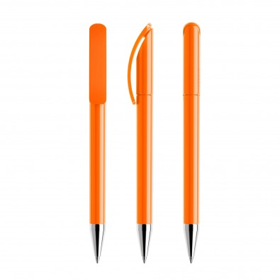 Prodir DS3 TPC Twist Kugelschreiber Orange