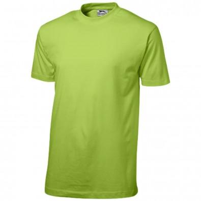 Ace T-Shirt für Herren, apfelgrün, XXL
