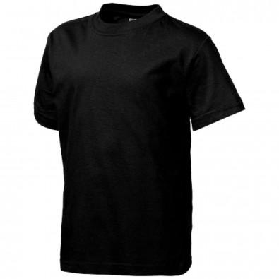 Ace T-Shirt für Kinder, schwarz, 128