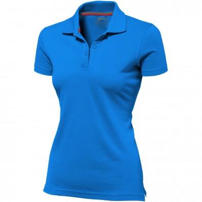 Advantage Damen Poloshirt, himmelblau, S