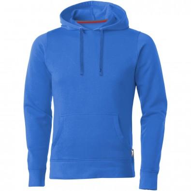 Alley Kapuzensweater für Herren, himmelblau, M