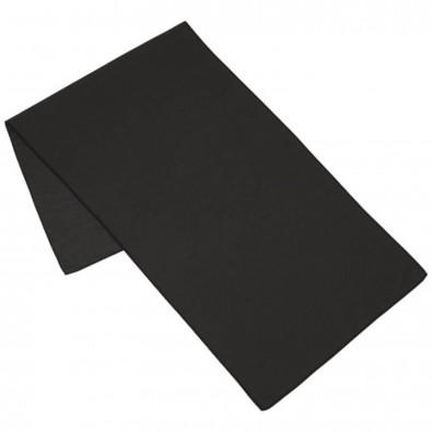 Alpha Fitness Handtuch schwarz