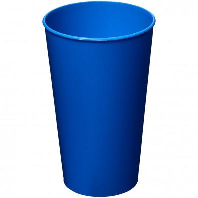 Arena 375 ml Kunststoffbecher, blau