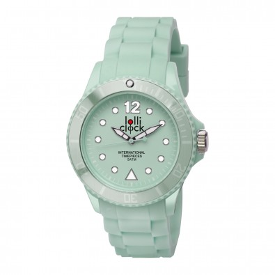 Armbanduhr LOLLICLOCK-PASTELL, grün