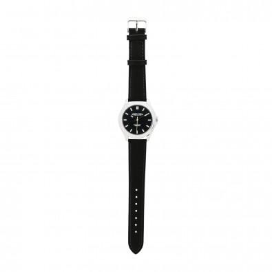 Armbanduhr REFLECTS-TREND, glänzendes Chromgehäuse