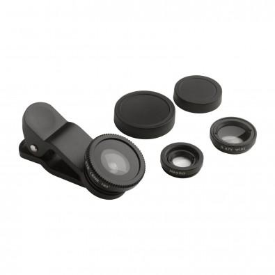 Aufsetzbares Fotolinsen Set (3-teilig) COBAN