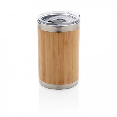 Bambus Coffee-To-Go Becher, braun