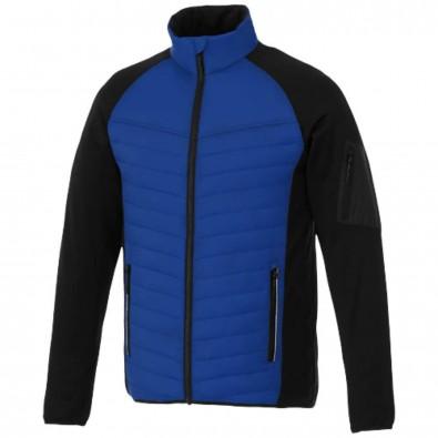 Banff Hybrid Thermo Jacke, blau, XL