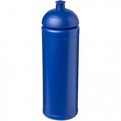 Baseline® Plus grip 750 ml Sportflasche mit Stülpdeckel, blau