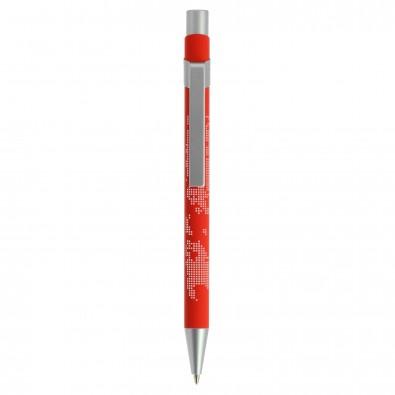 BIC® Kugelschreiber Metal Pro, rot