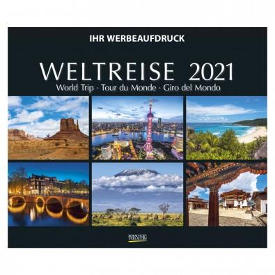 Bildkalender Rund um die Welt 2020