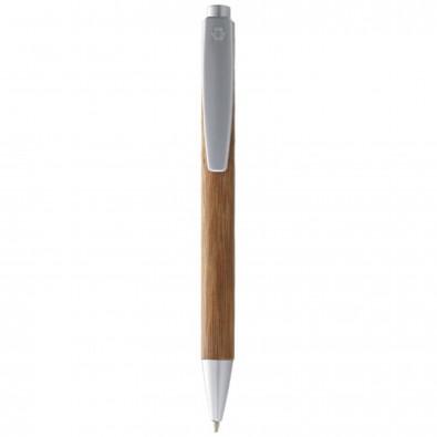 Borneo Kugelschreiber, silber