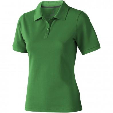 Calgary – Poloshirt für Damen, Fern green, S