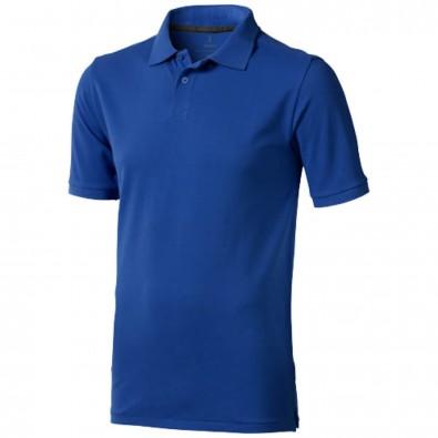Calgary – Poloshirt für Herren, blau, XL