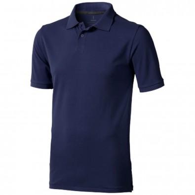 Calgary – Poloshirt für Herren, navy, XS