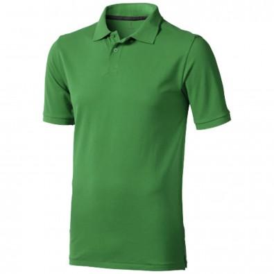 Calgary – Poloshirt für Herren, Fern green, XS