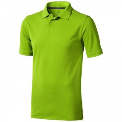 Calgary – Poloshirt für Herren, apfelgrün, XS