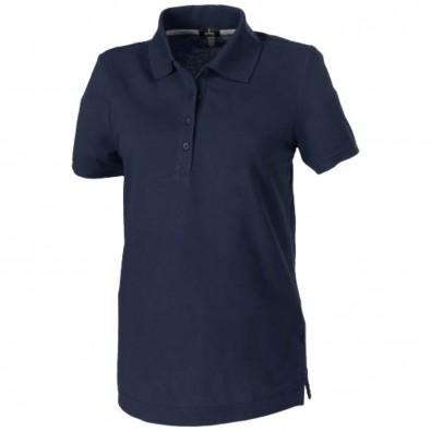 Crandall – Poloshirt für Damen, navy, L
