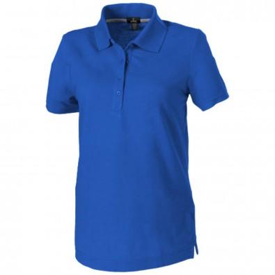 Crandall – Poloshirt für Damen, blau, L