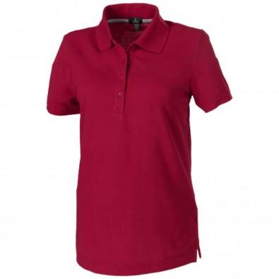 Crandall – Poloshirt für Damen, rot, S