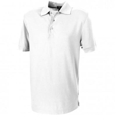 Crandall – Poloshirt für Herren, weiss, XXL