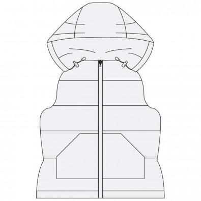 Damen-Bodywarmer B&C ZEN+,White