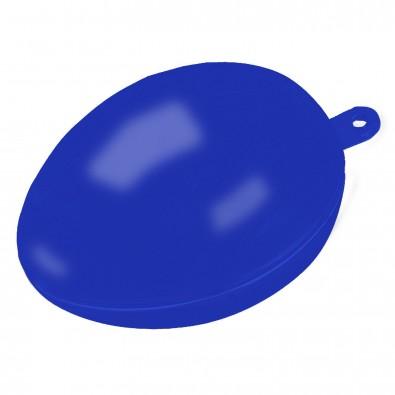 Deko-Dose Mini-Ei, standard-blau PP
