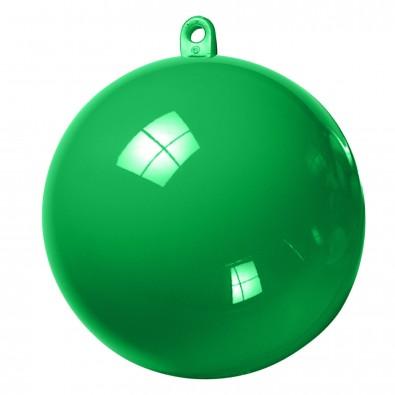 Deko-Dose Mini-Kugel, standard-grün