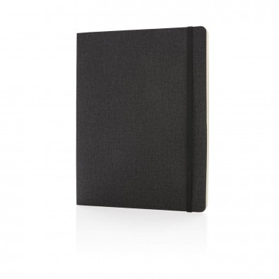 Deluxe B5 Softcover Notizbuch XL, schwarz