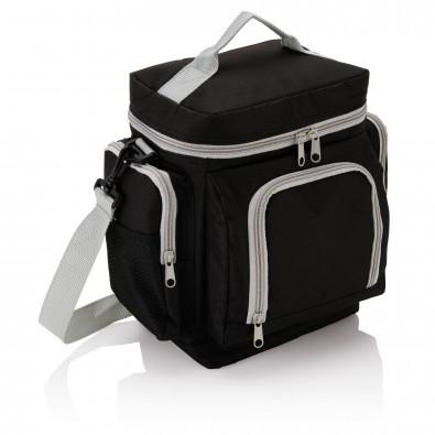 Deluxe Reise Kühltasche, schwarz