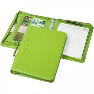 Ebony DIN A4 Aktenmappe, apfelgrün
