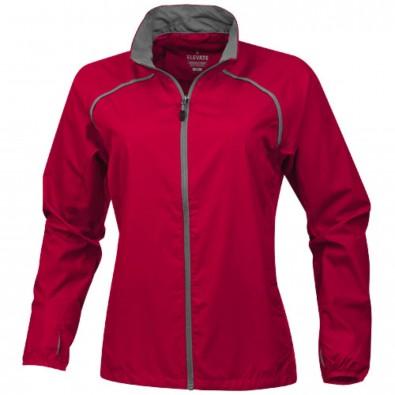Egmont Damen verstaubare Jacke, rot, XL
