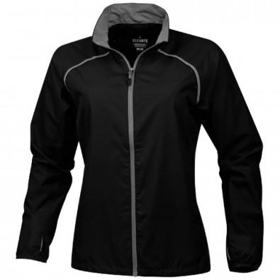 Egmont leichte, verstaubare Jacke für Damen, schwarz, XL