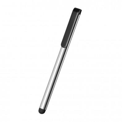 Eingabestift für Smartphones und Tabletcomputer LISBON, silber