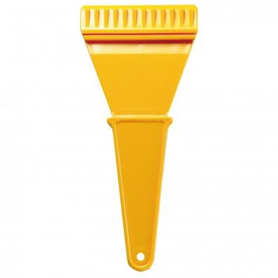 Eiskratzer Easy ohne Wasserabstreifer, standard-gelb