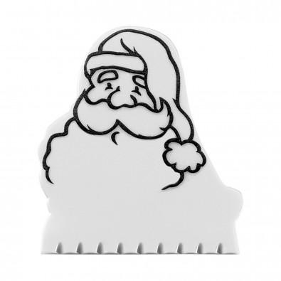 Eiskratzer Nikolaus, weiß