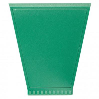 Eiskratzer Trapez, metallic-grün