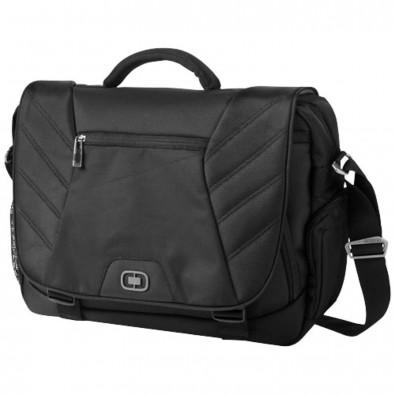 """Elgin 17"""" Laptop-Konferenztasche, schwarz"""