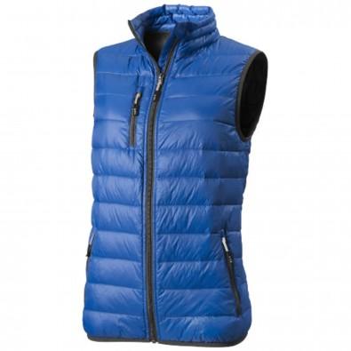 Fairview Damen leichter Daunen Bodywarmer, blau, L